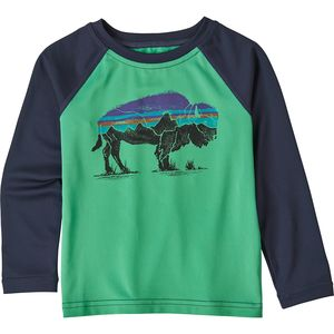 Patagonia Capilene Silkweight Long-Sleeve Crew - Infant Boys'