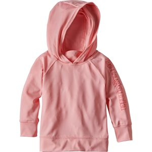 Patagonia Baby Capilene Silkweight Sun Hooded Long-Sleeve Shirt - Toddler Girls'