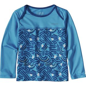 Patagonia Baby Little Sol Rashguard - Toddler Boys'