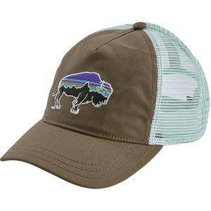 Patagonia Fitz Roy Bison Layback Trucker Hat - Women's