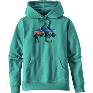 Patagonia Fitz Roy Bison Midweight Pullover Hoodie - Women's