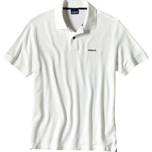 파타고니아 Patagonia Belwe Pique Polo Shirt - Mens