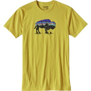 Patagonia Fitz Roy Bison T-Shirt - Men's