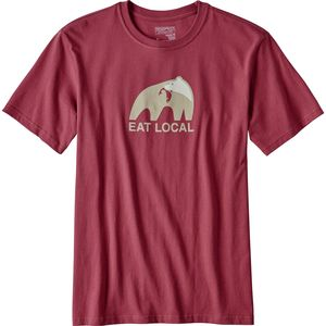 Patagonia Eat Local Upstream T-Shirt - Men's