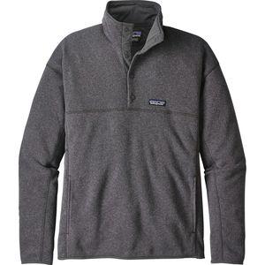 파타고니아 남성용 경량 스웨터 자켓 Patagonia Lightweight Better Sweater Marsupial Pullover - Mens