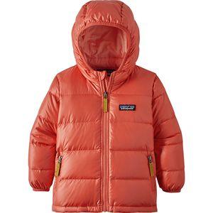 Patagonia Hi-Loft Down Sweater Hooded Jacket - Toddler Girls'