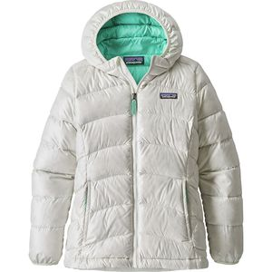 파타고니아 걸즈 후드 자켓 Patagonia Hi-Loft Down Sweater Hooded Jacket - Girls