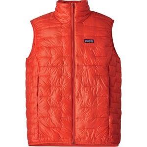 파타고니아 마이크로 푸퍼 남성용 조끼 Patagonia Micro Puff Insulated Vest - Mens