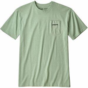 파타고니아 Patagonia P-6 Logo Pocket Responsibili-T-Shirt - Mens