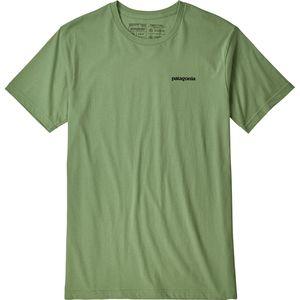 파타고니아 Patagonia P-6 Logo Organic T-Shirt - Mens