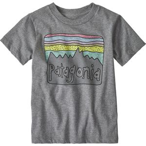 Patagonia Fitz Roy Skies Organic T-Shirt - Infant Boys'
