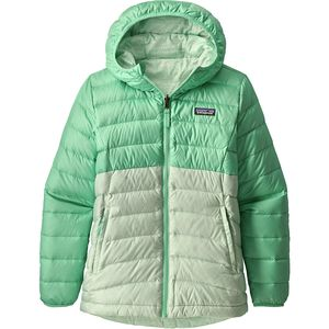 PatagoniaReversible Down Hooded Sweater - Girls'