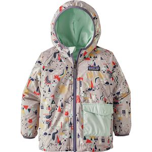 PatagoniaReversible Puff-Ball Jacket - Infant Girls'