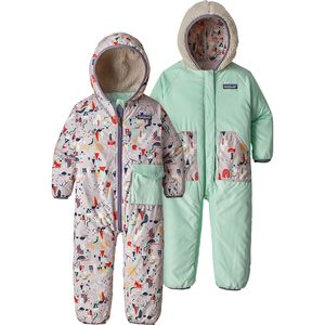 PatagoniaPuff-Ball Reversible Bunting - Infant Girls'
