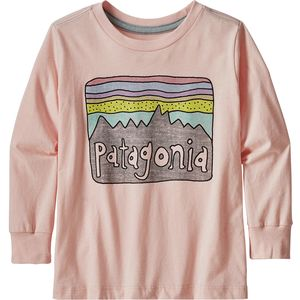 Patagonia Graphic Organic Long-Sleeve T-Shirt - Infant Girls'