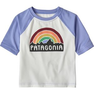 Patagonia Capilene Silkweight Short-Sleeve T-Shirt - Infant Girls'