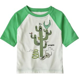 Patagonia Capilene Silkweight T-Shirt - Toddler Boys'
