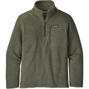 PatagoniaBetter Sweater 1/4-Zip Fleece Jacket - Boys'