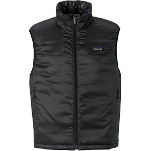 photo: Patagonia Micro Puff Zip Vest synthetic insulated vest