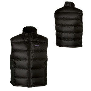 photo: Patagonia Men's Down Vest down insulated vest