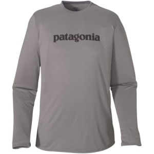 Patagonia Capilene 1 Graphic Crew T-Shirt - Long-Sleeve - Mens