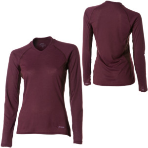 photo: Patagonia Capilene 2 V-Neck base layer top