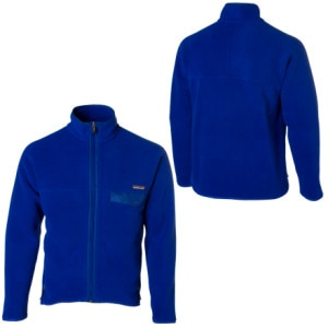 photo: Patagonia Men's Synchilla Snap-Zip Jacket fleece jacket