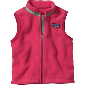 Patagonia Synchilla Vest - Infant Girls'