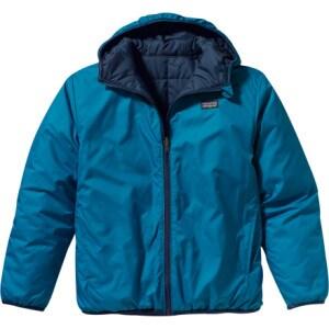 Patagonia Reversible Puff-Ball Jacket - Boys