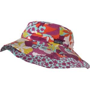 Patagonia Floppy Reversible Sun Hat - Girls