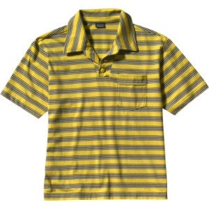 Patagonia Squeaky Clean Polo Shirt - Short-Sleeve - Boys