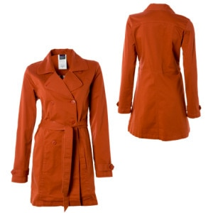 Patagonia Negril Trench Coat - Womens