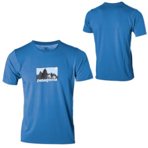 Patagonia Stretch T-Shirt - Short-Sleeve - Mens