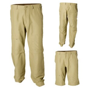Patagonia Borderless Trek Zip-Off Pant - Mens