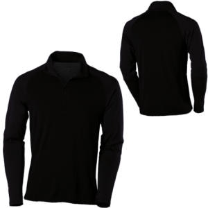 Patagonia Merino 2 Zip-Neck Top - Mens