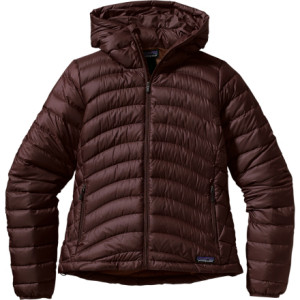 Patagonia Down Sweater Hooded Jacket - Womens
