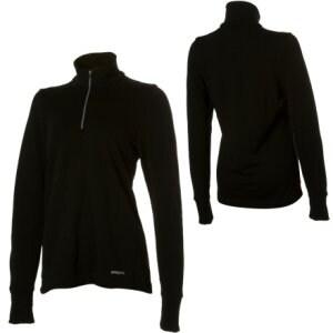 Patagonia Merino 4 Classic Zip Neck Shirt - Long-Sleeve - Womens