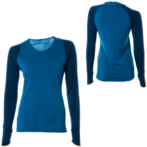 Patagonia Merino 2 Crew - Long-Sleeve - Womens