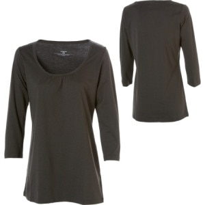 Patagonia Kamala Scoop Neck Top - 3/4 Sleeve - Womens