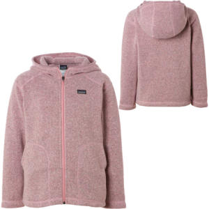 photo: Patagonia Girls' Better Sweater Jacket fleece jacket
