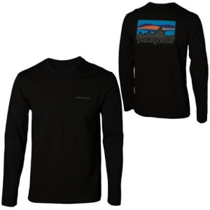 Patagonia 73 Logo T-Shirt - Long-Sleeve - Mens