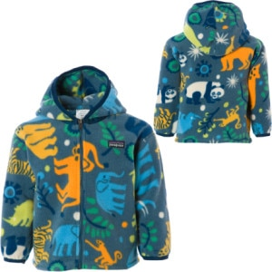 photo: Patagonia Baby Synchilla Print Cardigan fleece jacket