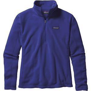 Patagonia Micro-D 1/4-Zip Pullover - Women's