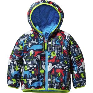 Patagonia Puff-Ball Reversible Jacket - Infant Boys'