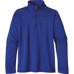 Patagonia Capilene 3 Midweight Zip-Neck Top - Boys'