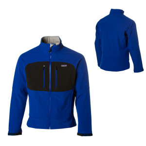 photo: Patagonia Talus Jacket soft shell jacket
