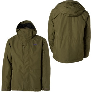 photo: Patagonia Kids' Insulated Sidewall Jacket snowsport jacket