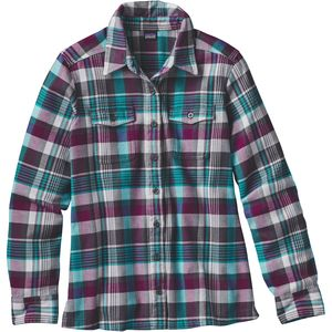Patagonia Fjord Flannel Shirt - Long-Sleeve - Women's