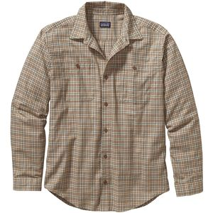 Patagonia Pima Cotton Shirt - Long-Sleeve -  Men's