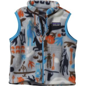 Patagonia Synchilla Vest - Infant Boys'